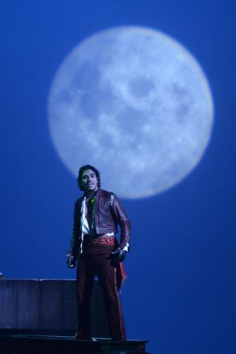Adam Jacobs as Zorro