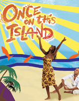Once on this Island at Paper Mill Playhouse