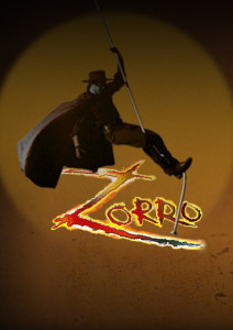 Zorro at the Alliance Theatre