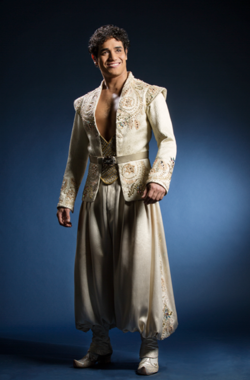Adam Jacobs as Prince Ali
