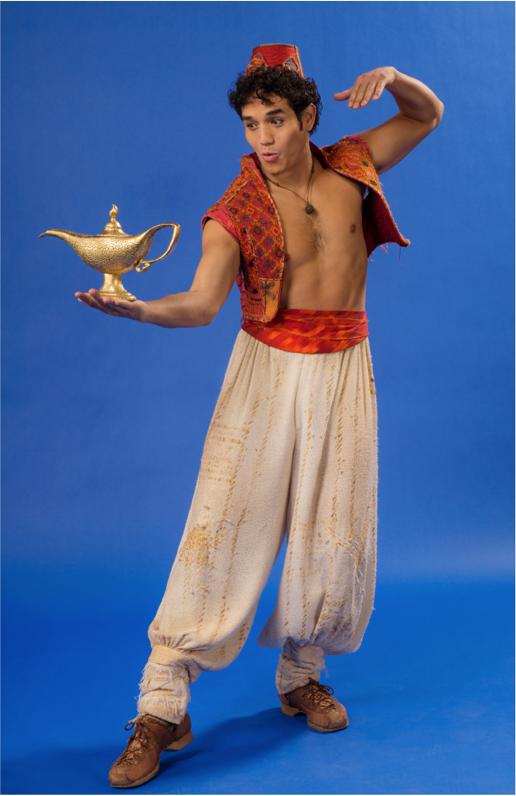 Aladdin | Adam Jacobs | The Official Website