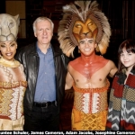 with James Cameron
