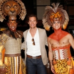 Alton Fitzgerald White, Matthew McConaughey and Adam Jacobs