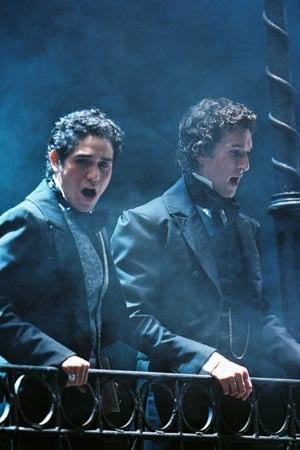 Marius Les Mis Broadway